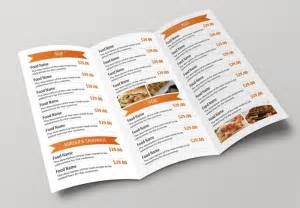 Best Menu Template by Top 5 Free Restaurant Menu Templates Word Templates