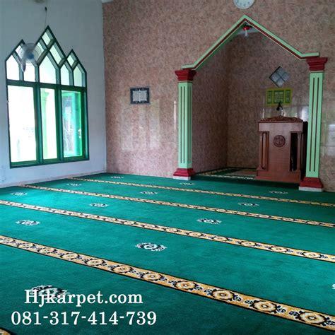 Karpet Masjid Di Purwokerto karpet masjid di subang hjkarpet karpet masjid