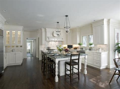 open kitchen floor plans pictures white kitchens cabinets ideas design hgtv