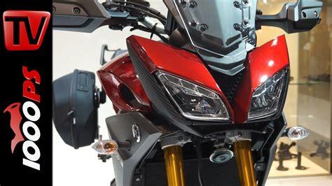 Tieferlegung Yamaha Tracer 900 by Yamaha Mt 09 Tracer 2015 Details Technische Daten