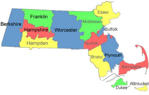 massachusetts county map ma map map3