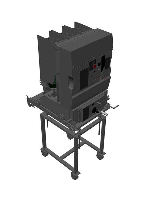 3d Models Schneider Electric schneider electric evolis 145 free 3d model dwg ige igs iges cgtrader