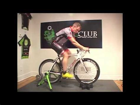 elite volare mag cycle turbo trainer review / setup