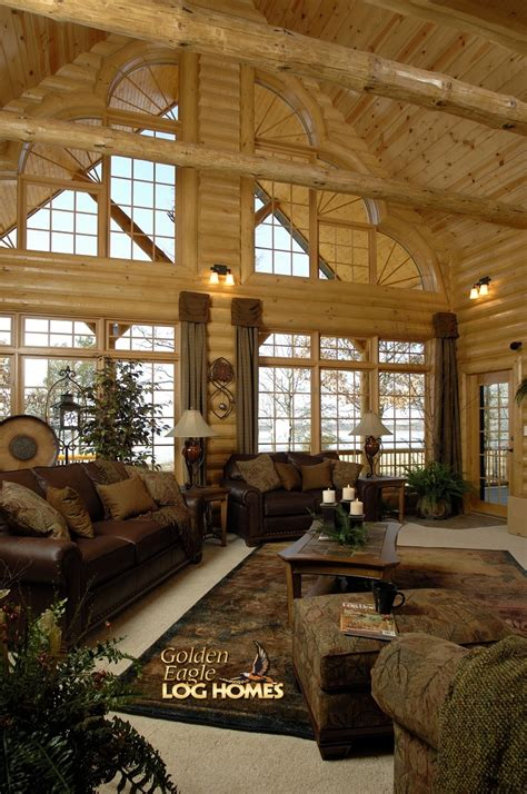 4 Bedroom 3 Bath House Plans Golden Eagle Log And Timber Homes Log Home Cabin