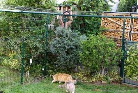 Garten Katzensicher Gestalten by Katzengarten