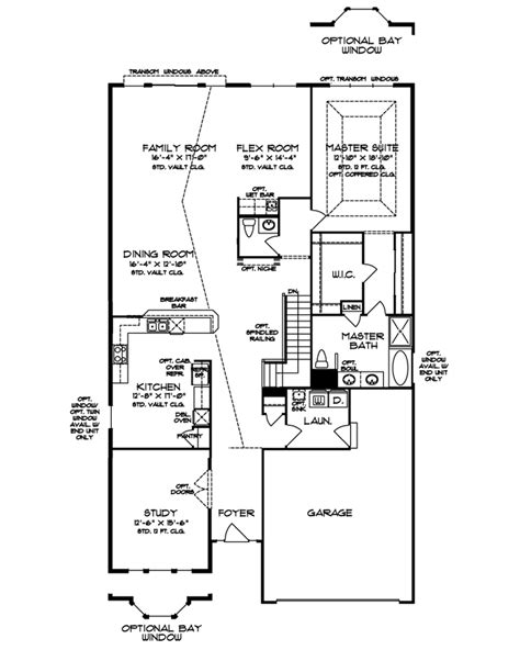 gourmet kitchen floor plans floorplan
