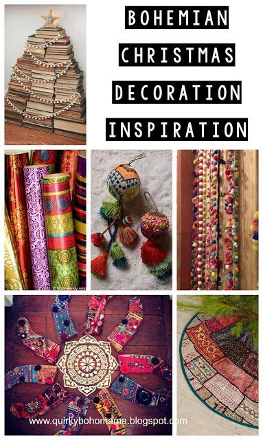 1000 ideas about bohemian christmas on pinterest modern