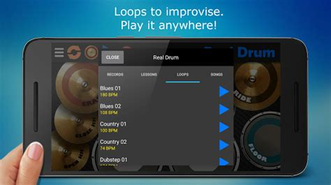 tutorial real drum android real drum download install android apps cafe bazaar