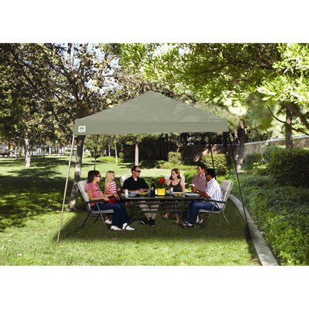 Quik Shade Instant Canopy by Quikshade 12 X 12 Angled Leg Instant Canopy Walmart
