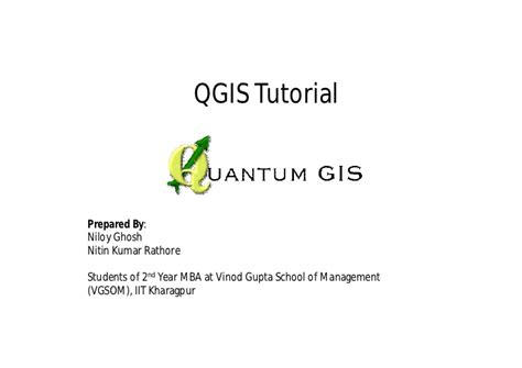 qgis tutorial beginner qgis tutorial 1