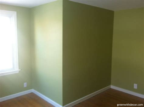 Attractive Sherwin Williams Green Paint #1: Green-With-Decor-second-floor-paint-color-reveals-5.jpg