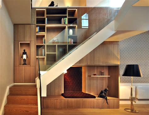 Kitchen Design Apartment stairs st pancras penthouse apartment in london
