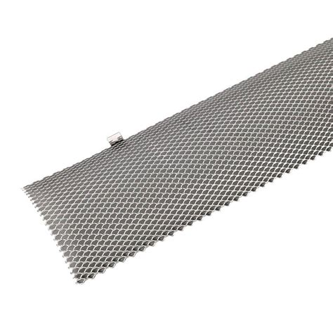 amerimax home products 6 in x 36 in hinged gutter guard