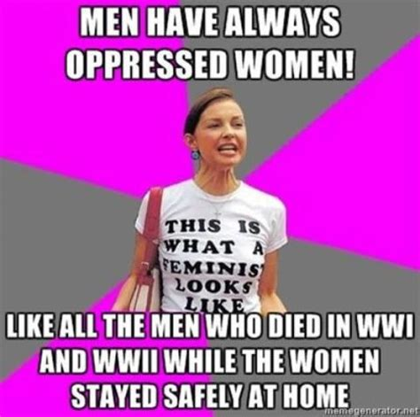 anti feminist memes pt 5 equality is stupid because the