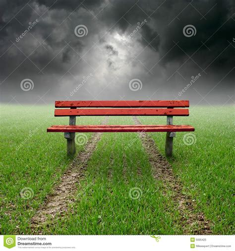 bench and field bench and field 28 images bench stock photo image