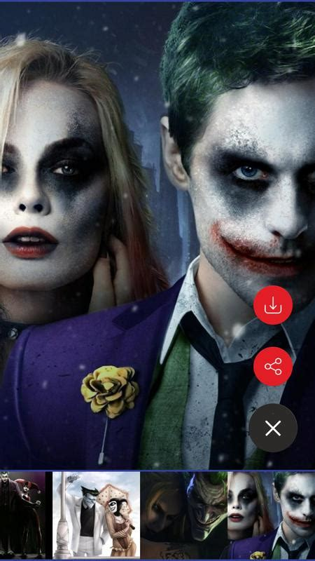 joker  harley wallpaper  image collections