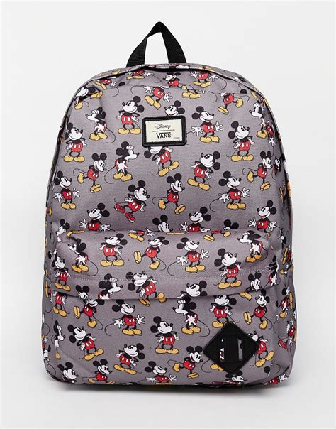Backpack Mickey pin mickey backpack what seen cannot unseen ajilbabcom