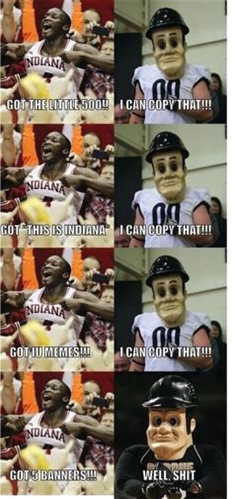Indiana University Memes - 1000 images about indiana university awesomeness on pinterest indiana basketball and fans