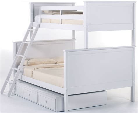 white bunk bed with trundle school house white bunk bed with trundle