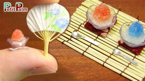 How To Make A Japanese Fan Out Of Paper - diy how to make miniature japanese paper fan