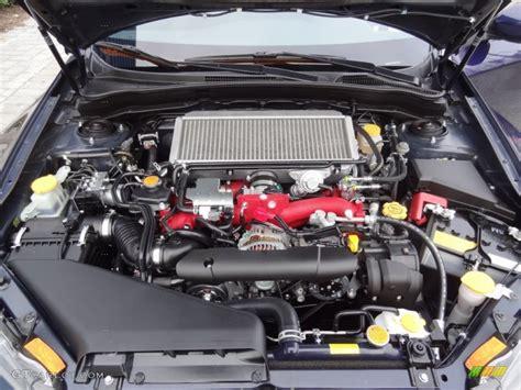 2012 subaru impreza engine photo 288 2012 subaru impreza wrx sti 4 door 2 5 liter sti turbocharged dohc 16 valve davcs flat 4