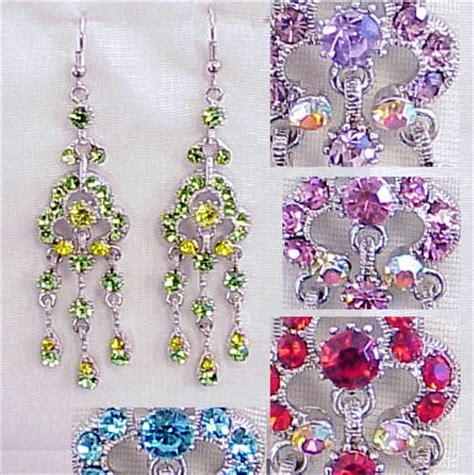 Swarovski Chandelier Crystals Wholesale Wholesale Chandelier Earrings Wholesale Beaded Chandelier Earrings Wholesale Swarovski