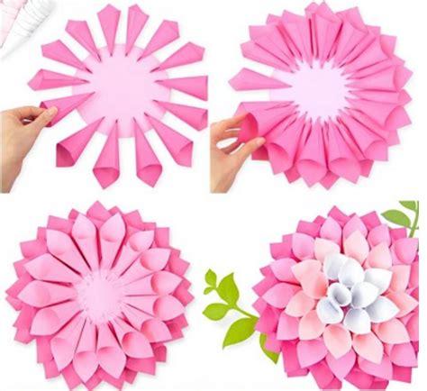 como hacer decoraciones con papel 7 moldes y tutorial para hacer lindos adornos de papel