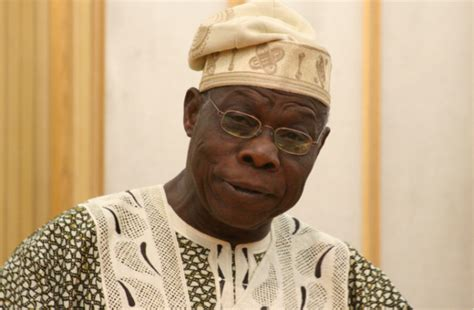 olusegun obasanjo obasanjo calls self product of rural area says he knew