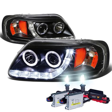 Led Xenon hid xenon 97 03 ford f150 expedition eye led