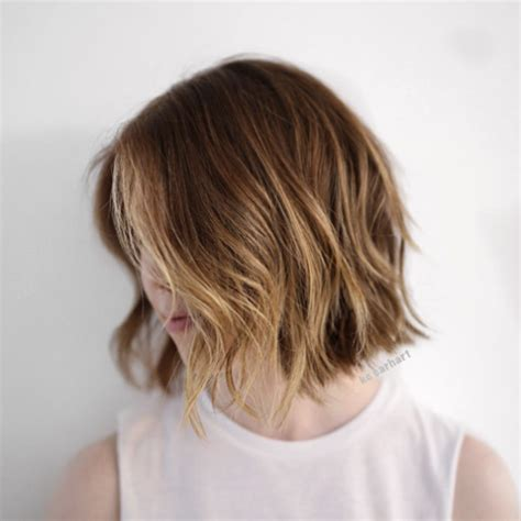 Textured Bob Hairstyles by 40 Textured Bob Hairstyles Haircuts Style Skinner