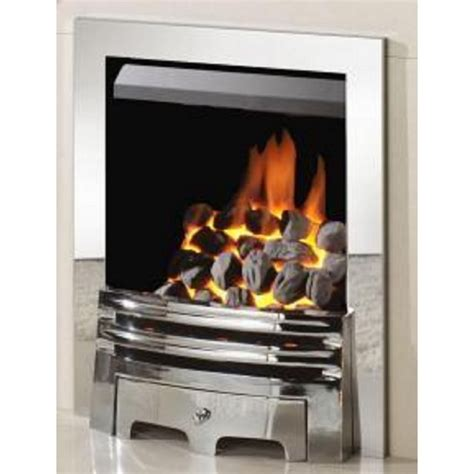 high quality crystal fires grace slimline contemporary