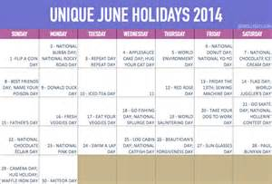 unique holidays fun unique june holidays our holly days