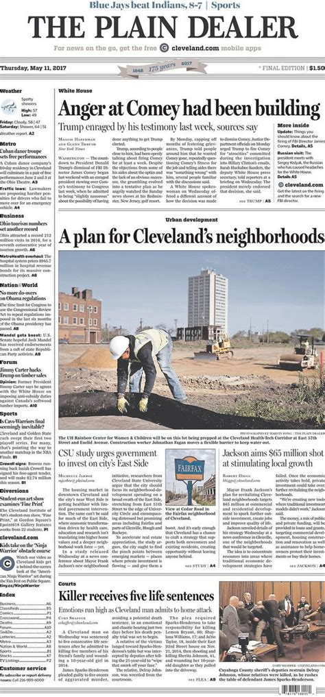 cleveland oh murders homicides and the plain dealer cleveland plain dealer cleveland ohio newspaper the plain