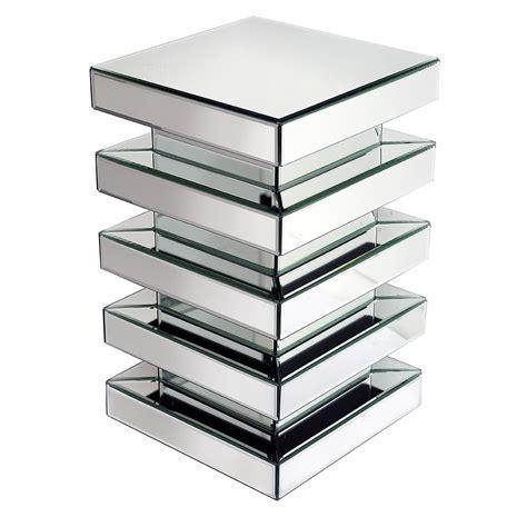 Mirrored Table L Rhombus Mirrored L Table Pha Rhombus Mfr4501 163 220 00 F D Brands