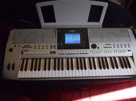 Keyboard Yamaha S900 Second yamaha psr s900 image 274340 audiofanzine
