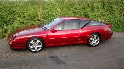 alpine a610 used 1994 renault alpine turbo for sale in cheshire