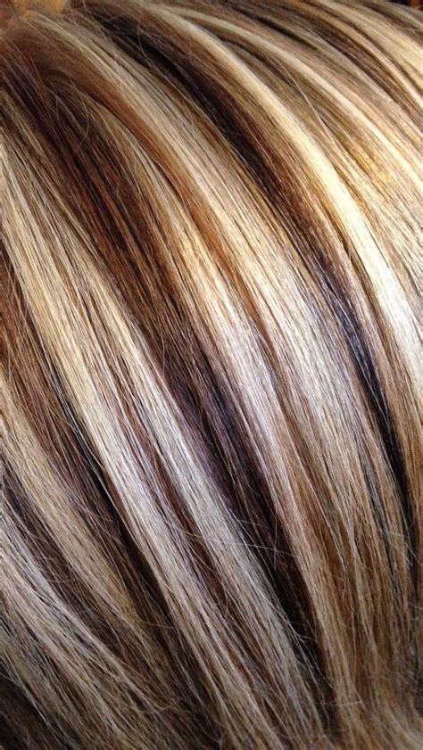 Hair Foil Color Ideas | 3 color hair foils for contrast hair creations pinterest