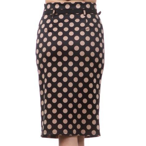 Polka Dot Pencil polka dot pencil skirt ideas