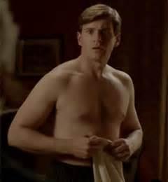 american irish: allen leech downton abbey sexy and shirtless