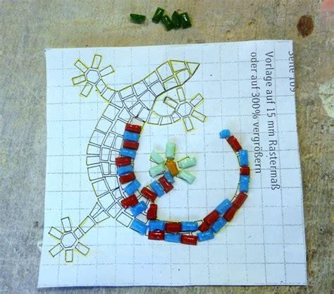 Vorlagen Mosaik Muster Kunst Am Und Im Schulgeb 228 Ude Geschwister Scholl Schule