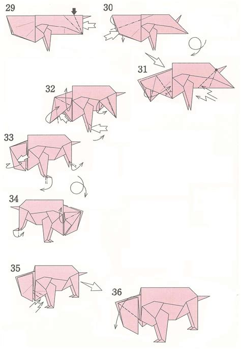How To Fold Origami Elephant - origami elephant choice image craft