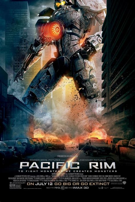 film online pacific rim killer new pacific rim movie poster hits the web