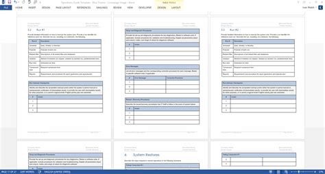 sle chart templates 187 operations chart template free