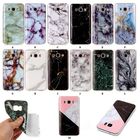 Silicon Casing Softcase Marble Samsung S3 S4 S5 marble image silicone soft tpu for samsung galaxy s3 s4 s5 s6 s7 s8 edge j3 j5 j7 2016 j510