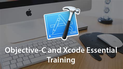 game design xcode objective c and xcode essential training