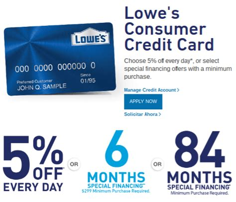 Home Depot Consumer Credit Card by Home Depot Vs Lowe S Lowe S Comparatively Better In Terms