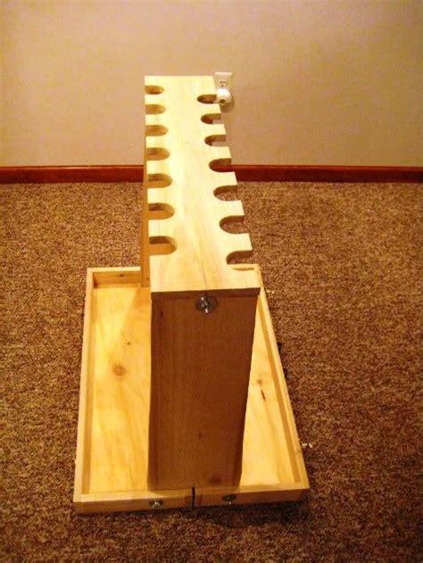 folding rifle rack google search lr pinterest