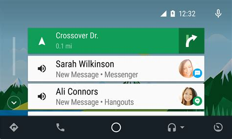 Auto Screen by Designing For Cars Designing For Android Auto Android