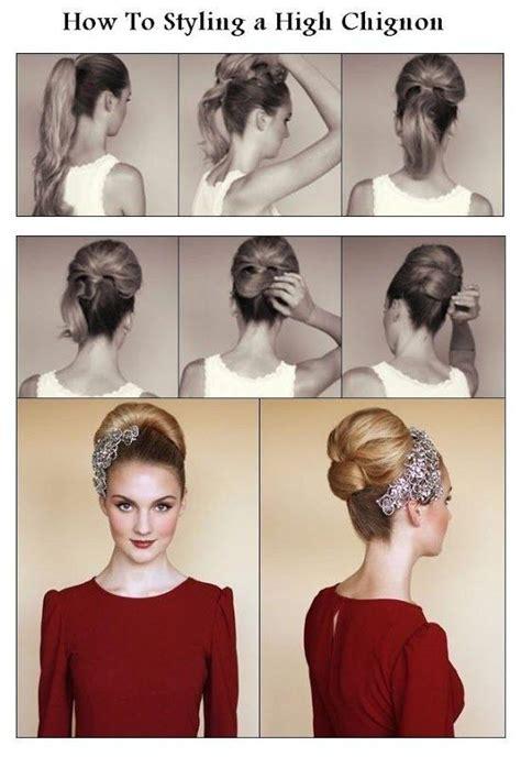 hair danze standard 12 chignon facili e veloci tutorial roba da donne