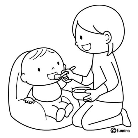 mom holding baby coloring pages coloring pages